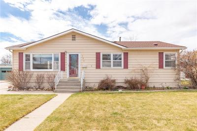 Billings Single Family Home Contingency: 146 S Crestwood Drive