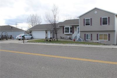 Yellowstone County Single Family Home Contingency: 2414 Riveroaks Drive