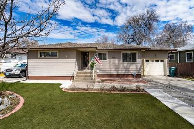 Billings Single Family Home For Sale: 2525 Custer Avenue