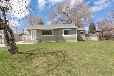 Billings Single Family Home Contingency: 2316 Meadowood