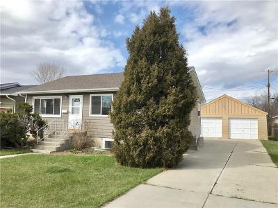 Single Family Home Contingency: 2521 Broadwater Avenue