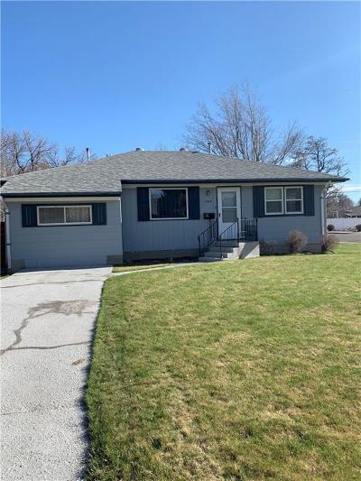 Billings Single Family Home Contingency: 1744 Ave D