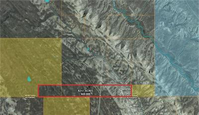 Bridger Residential Lots & Land For Sale: Lot 9-12 Cottonwood Road