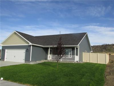 Billings Single Family Home For Sale: 7039 Shiny Penny Way Way