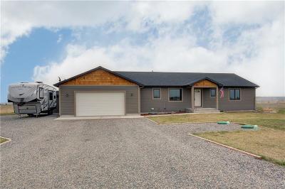Shepherd Single Family Home For Sale: 8445 River Run Lane