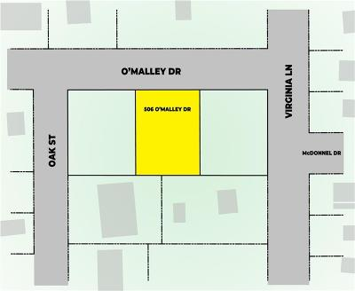 Billings Residential Lots & Land For Sale: Lot 2 O'malley Drive