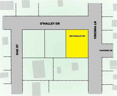 Billings Residential Lots & Land For Sale: Lot 3 O'malley Drive