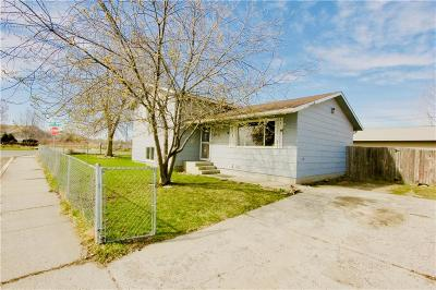 Billings Single Family Home Contingency: 4105 King Ave E