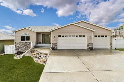 Billings Single Family Home For Sale: 631 Tumblweed Drive