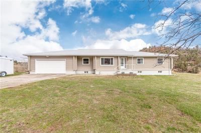 Molt Single Family Home Contingency: 1507 Buffalo Trail Road