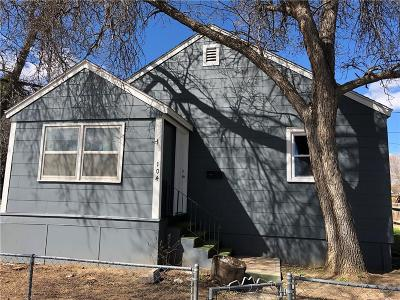 Billings Single Family Home Contingency: 104 7th