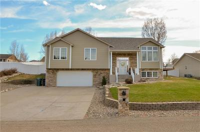Yellowstone County Single Family Home Contingency: 3328 John O Groats