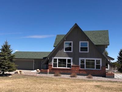 Single Family Home For Sale: 12 Pueblo Trl
