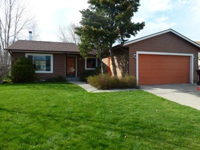 Billings MT Single Family Home For Sale: $185,000