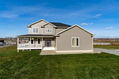 Shepherd Single Family Home Contingency: 7185 Sharptail Circle