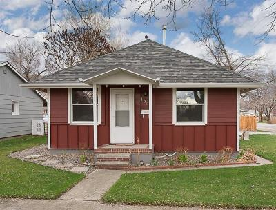 Billings Single Family Home For Sale: 1003 N 24th Street