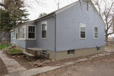 Billings Single Family Home For Sale: 7737 Hesper Rd.