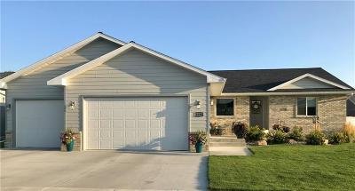 Billings MT Single Family Home For Sale: $344,900