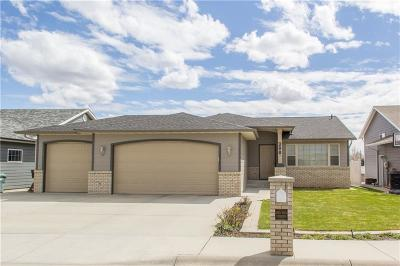 Billings Single Family Home For Sale: 388 Future Circle