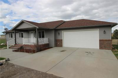 Billings Single Family Home For Sale: 5075 Montana City Drive
