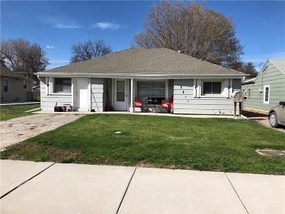 Billings Multi Family Home For Sale: 1105 Cook Avenue