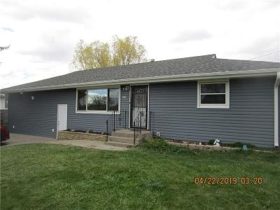 Billings Single Family Home For Sale: 339 Covert Lane