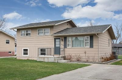 Billings Single Family Home For Sale: 2707 Howard