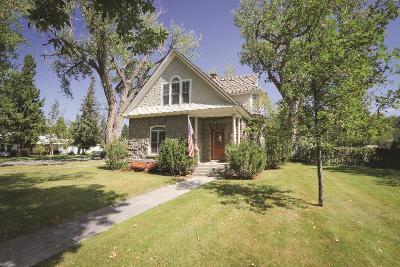 Single Family Home For Sale: 601 McLeod