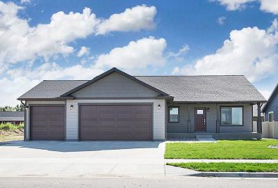 Billings MT Single Family Home For Sale: $286,500