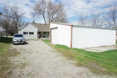 Billings Single Family Home For Sale: 431 Jackson