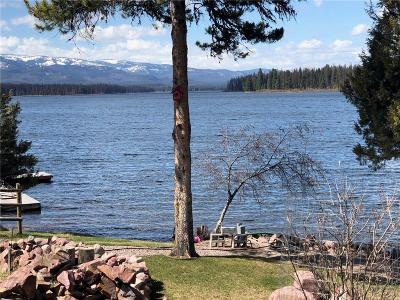 Single Family Home For Sale: 129 Beach St, Seeley Lake