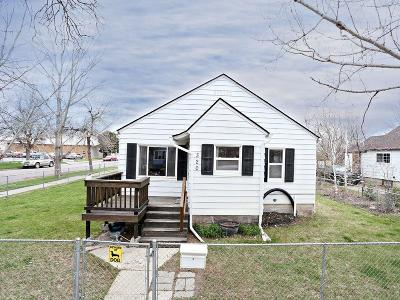 Single Family Home Contingency: 320 West Avenue