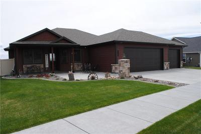 Single Family Home Contingency: 2922 W Copper Ridge Loop