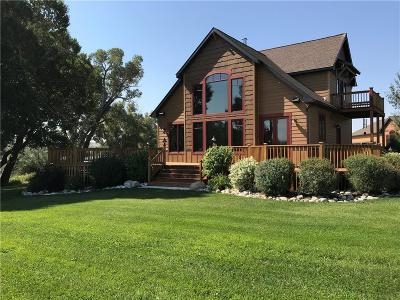 Bridger Single Family Home For Sale: 55 Golden Lane