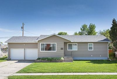 Billings Single Family Home For Sale: 2016 Miles Avenue