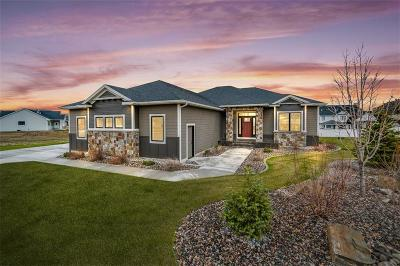 Billings Single Family Home Contingency: 6232 Canyonwoods Drive