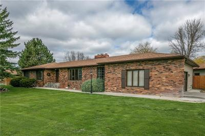 Single Family Home Contingency: 3862 Heritage Drive