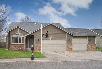 Single Family Home Contingency: 3292 Tahoe Drive