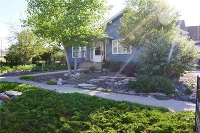 Single Family Home For Sale: 1004 F Avenue