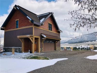 Red Lodge Single Family Home For Sale: 20 Bannock Trail