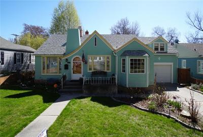 Single Family Home For Sale: 2323 Pine Street