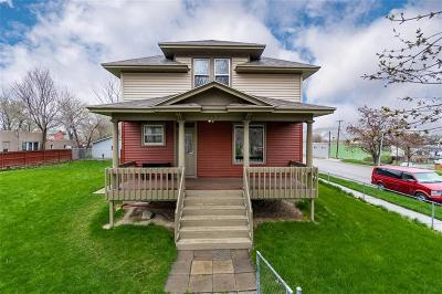 Single Family Home For Sale: 323 S 29th Street