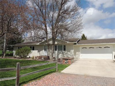 Billings Heights Single Family Home For Sale: 1839 Venus Circle