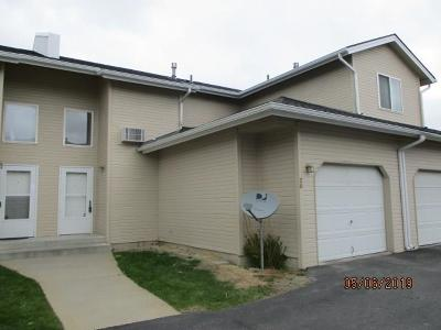Billings Condo/Townhouse For Sale: 626 S 38th Street W. #28