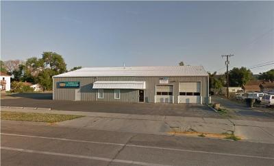 Billings Commercial For Sale: 1715 2nd Ave North Lease