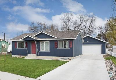 Single Family Home For Sale: 4507 Lux Avenue
