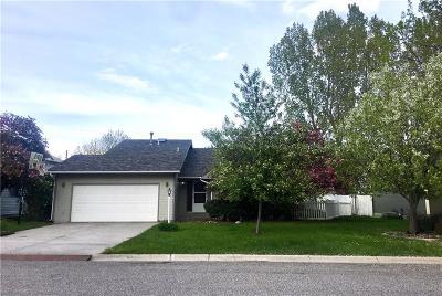 Single Family Home For Sale: 2341 Columbine Drive