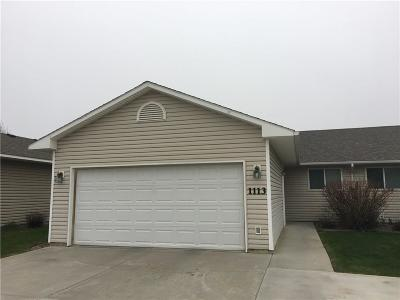 Billings Condo/Townhouse Contingency: 1113 Victory Avenue #1113