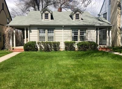 Multi Family Home For Sale: 129 Wyoming Avenue