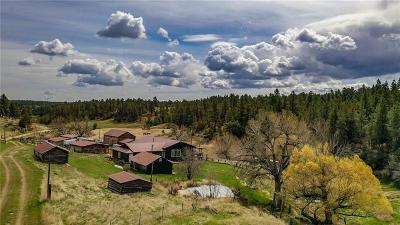 Single Family Home For Sale: 342 Bender Road